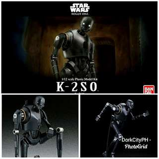 K2-SO 1/12 Bandai Model Kit