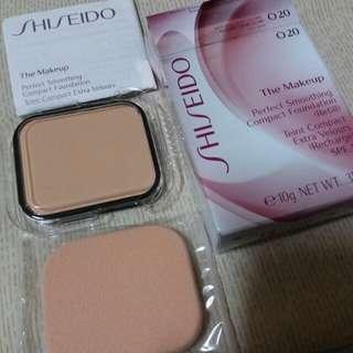 Shiseido compact foundation refill