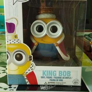 Funko POP! Minions King Bob