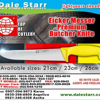 Premium Butcher Knife