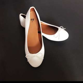 flat shoes H&M