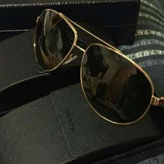 Prada authentic sun glasses