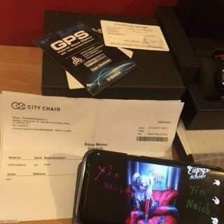 G shock  GPW 1000 RD 4A (99%新淨)有GPS full set屯門交收 可減$100