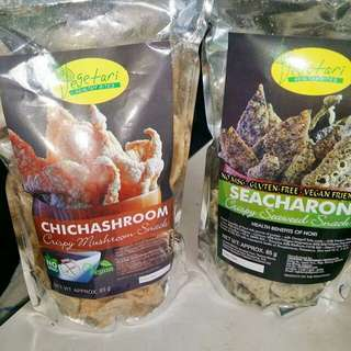 Vegan / Vegetarian chicharon