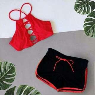 2 pc swimwear
