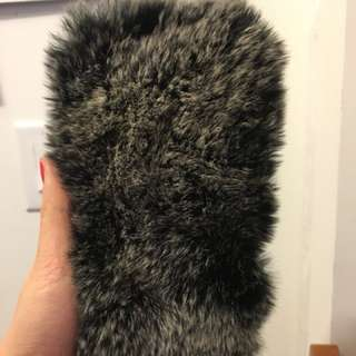 Iphone 6s/6/7 fur phone case