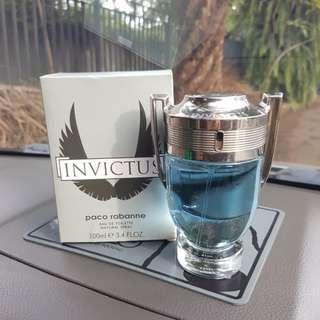 Paco rabane Invictus parfume