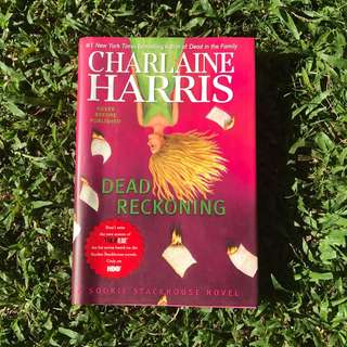Pre-loved book: Dead Reckoning