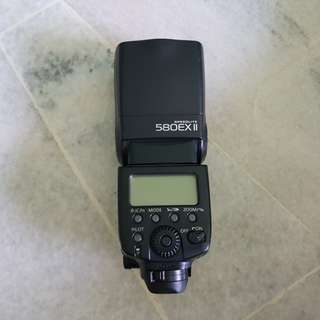 580EXii - Canon Speedlite