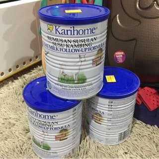 Karihome Step 2 ( susu kambing karihome langkah 2 )