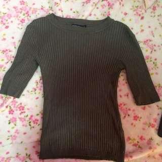 Bershka knitwear