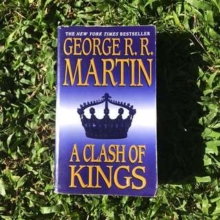 Pre-loved Book: Game of Thrones
