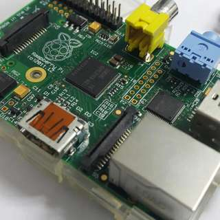 Raspberry Pi 1 - Model B with Accessories