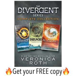 #FREE Ebook Divergent Trilogy