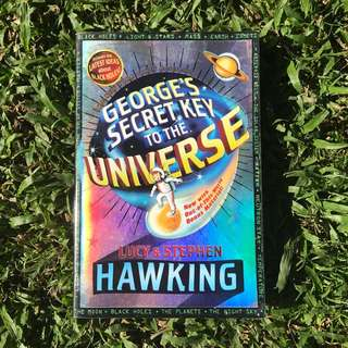 Pre-loved book: George's Secret Key to the Universe