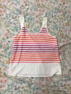 Forever21 Tank Top Large