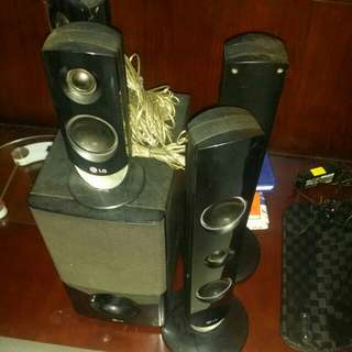 Home theatre system