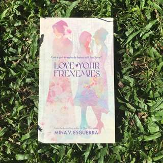 Pre-loved Book: Love Your Frenemies