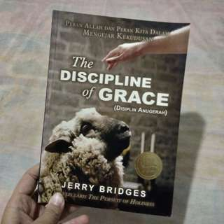 Buku The Dicipline of Grace