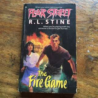 the fire game