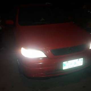Opel Astra Automatic 1.6 rush All auto working Pinapabenta ni tita