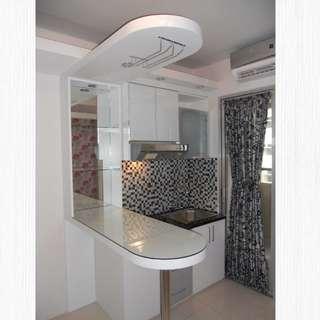 Kitchen Set Minimalis 35420 - Rumah Aksen ID