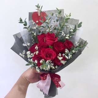 (SOLD) Flower Bouquet