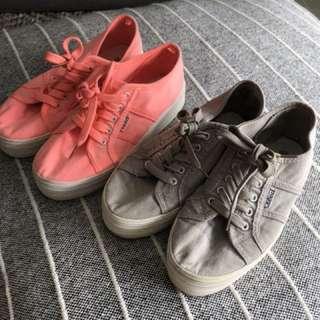 Seed Platform Sneakers
