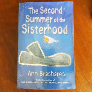 Second Summer of the Sisterhood