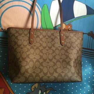 Coach Bag Authentic with care card
