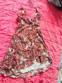 Cotton Vintage dress