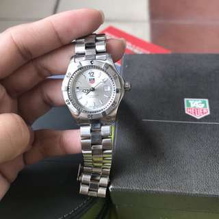 TAG Heuer Watch Prof