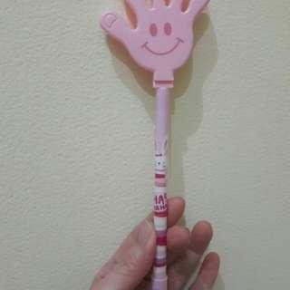 New Pulpen Tangan Pink Baru Lucu