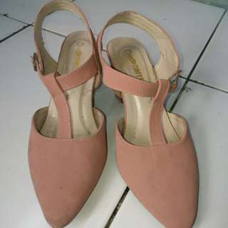 Bonafeet shoes pink soft