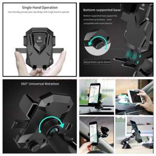 Car Phone Holder(Baseus)