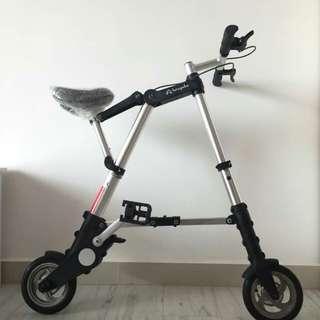 A-Bicycle Mini Folding Bike