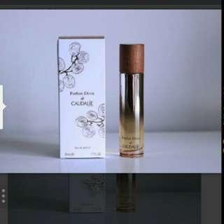Brand new parfum divin de caudalie