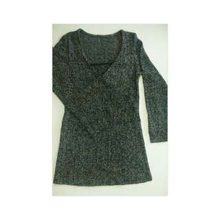 Knitted Loose Long Sleeves