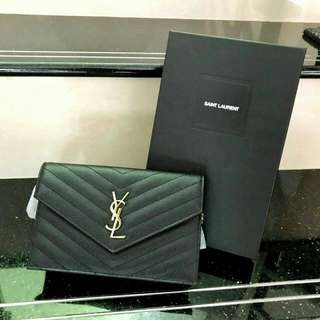 READY YSL WOC 19cm in: • Black GHW • Nude GHW @12jta  READY YSL WOC 22cm Black GHW 2pcs available @15jt