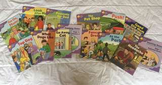 Oxford Reading Tree Stage 1+ Patterned Stories
