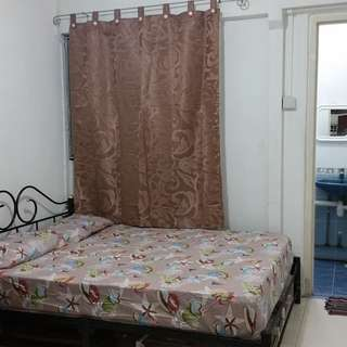 COOKING ALLOWED, MASTER ROOM ATTACHED BATHROOM @ CLEMENTI WEST ST 2 BK 714 FOR RENT. PLS CALL 9459 8818