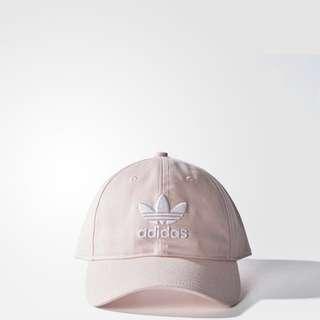 Adidas Originals Pink Trefoil Classic Cap