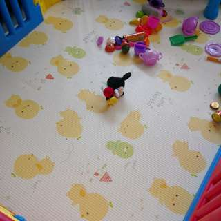 Parklon PVC Playmat L Size