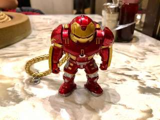 Ironman key chain & toy