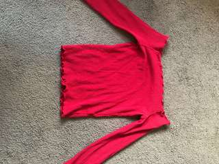Glassons red crop