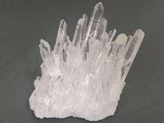 Clear Quartz Cluster 白水晶