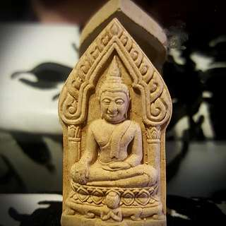 Lp Toon 2544 Wat Kao Noi Kiliwon Khun Paen Pra Guman Of Lp Tim