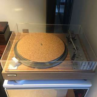Turntable Denon