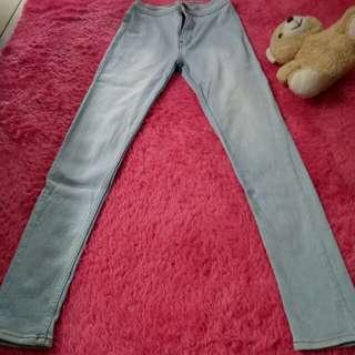 Baju dan celana highwaist