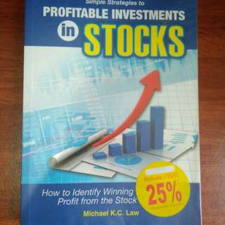 Sime strategies to profitable investments in stocks